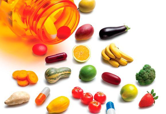 Complementos nutricionais